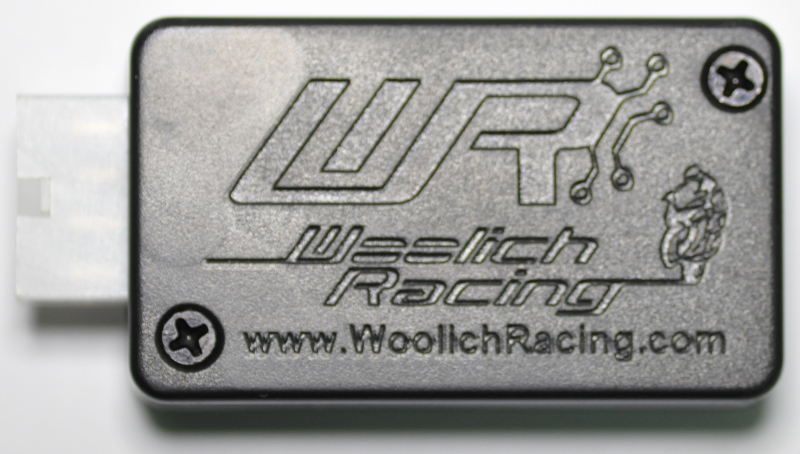 Woolich Racing - USB (Denso) back