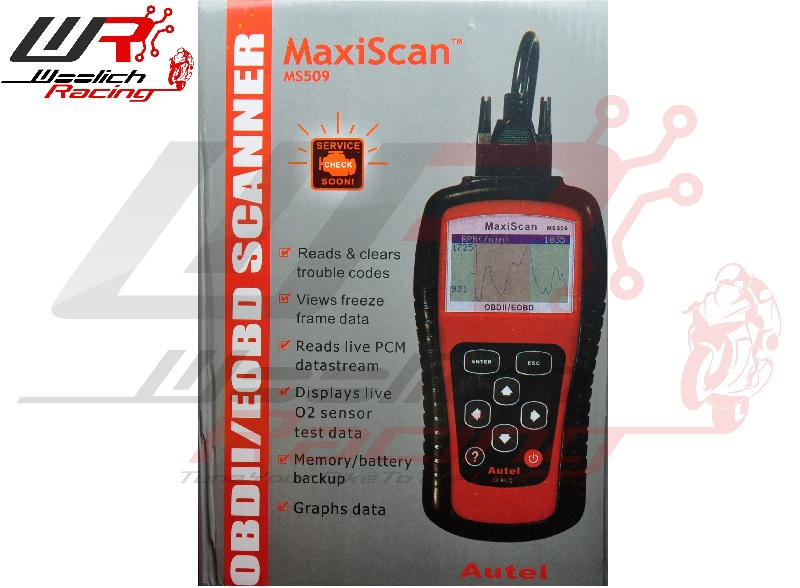 OBD2 Diagnostic Scanner (Avancé)